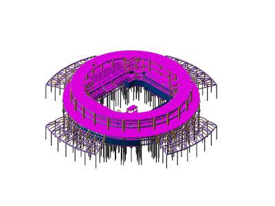 鲁班大师(钢筋):BIM建模案例(五)
