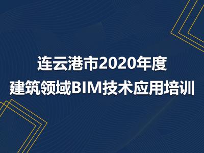 连云港市2020年度建筑领域BIM技术应用培训