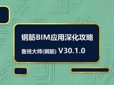 钢筋BIM应用深化攻略
