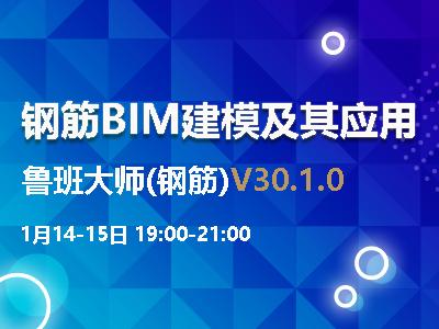 钢筋BIM建模及其应用