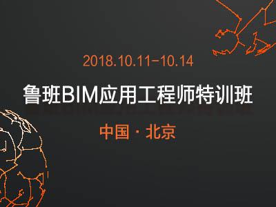 鲁班BIM应用工程师(北京)特训班